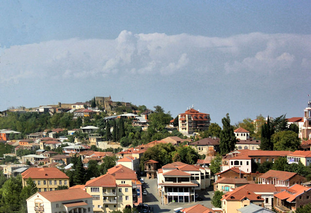 sighnaghi_overview