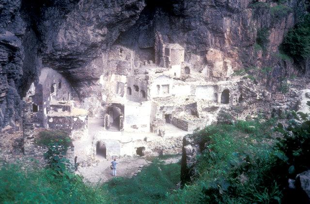 sumela_cliffside monastery
