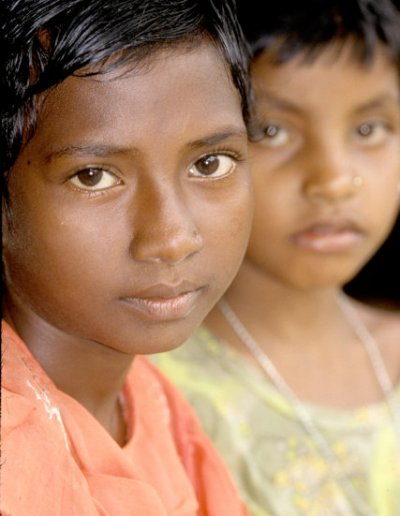 sunderbans_village girls