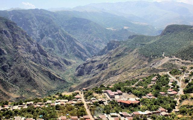 tatev_vorotan canyon
