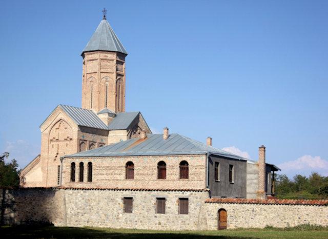 telavi_akhali shuamta convent