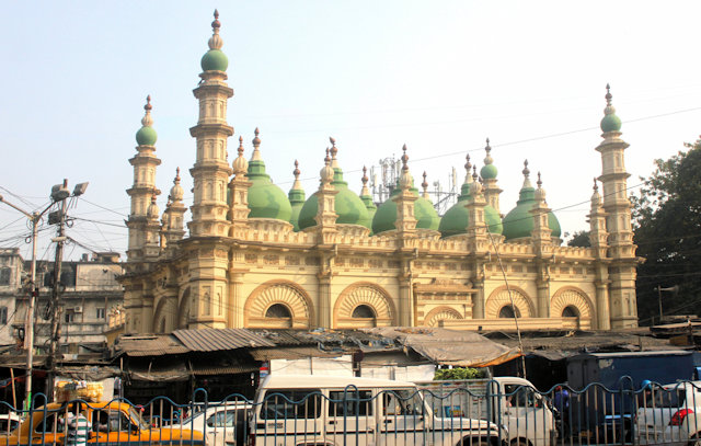 tipu sultan mosque