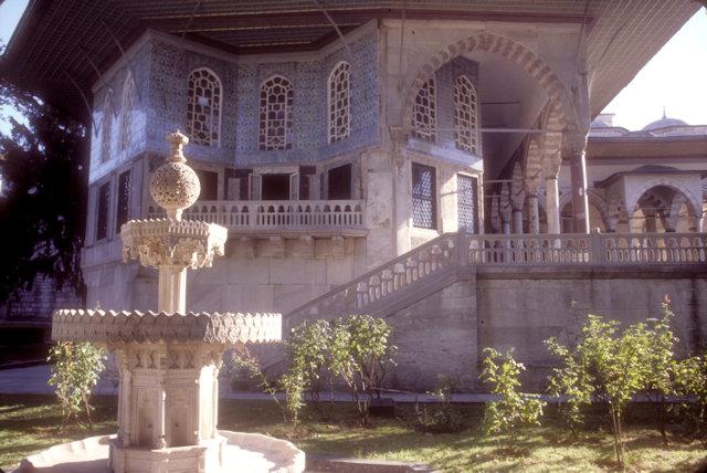 topkapi palace_baghdad pavilion