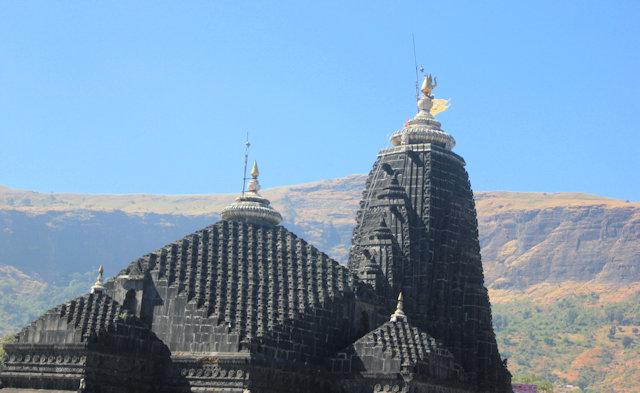 trimbak_trimbakeshwar temple