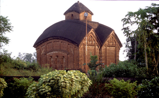 vishnupur_keshta raya temple_2