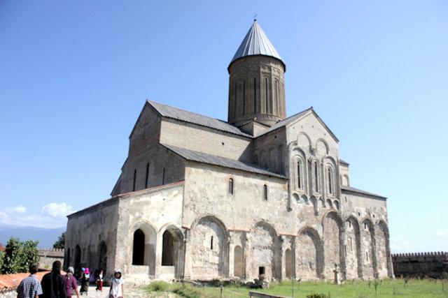zemo khodasheni_alaverdi cathedral_2