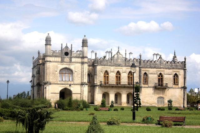 zugdidi_dadiani palace