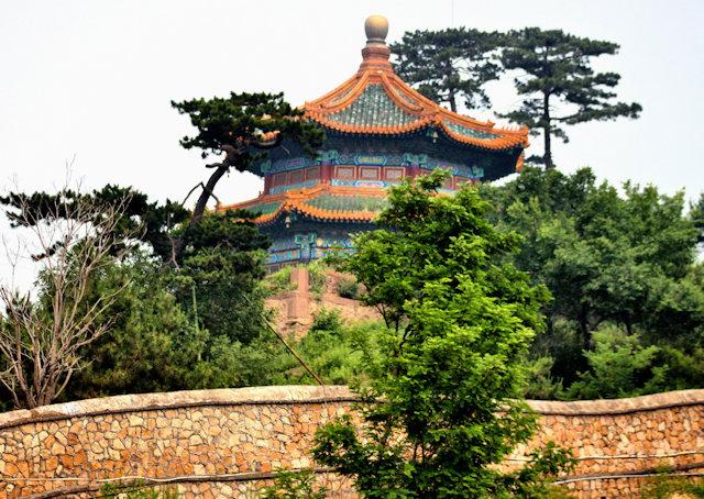 chengde_shuxiangsi temple