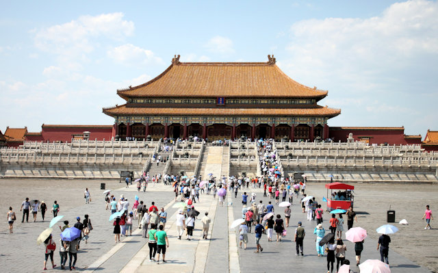 forbidden city_hall of supreme harmony