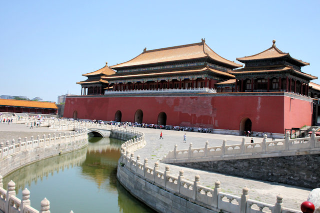 forbidden city_meridian gate