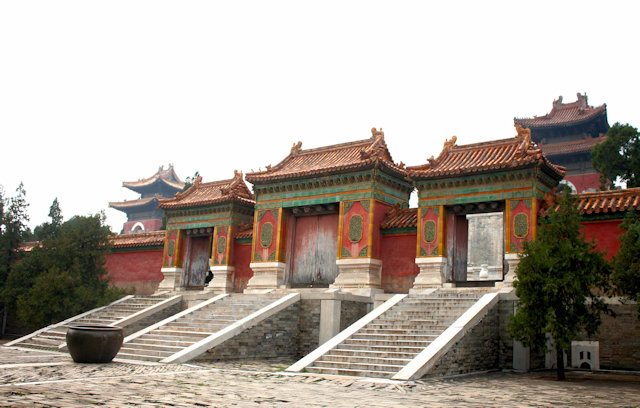 huangyaguan_eastern qing tombs_tomb of empress cixi