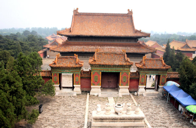 huangyaguan_eastern qing tombs_tomb of empress cixi_4