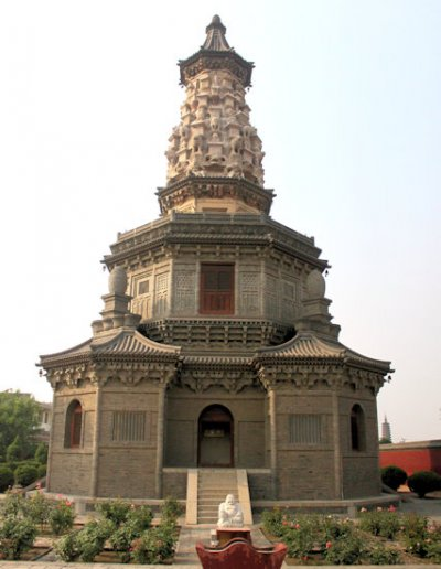 zhengding_guanghuisi temple