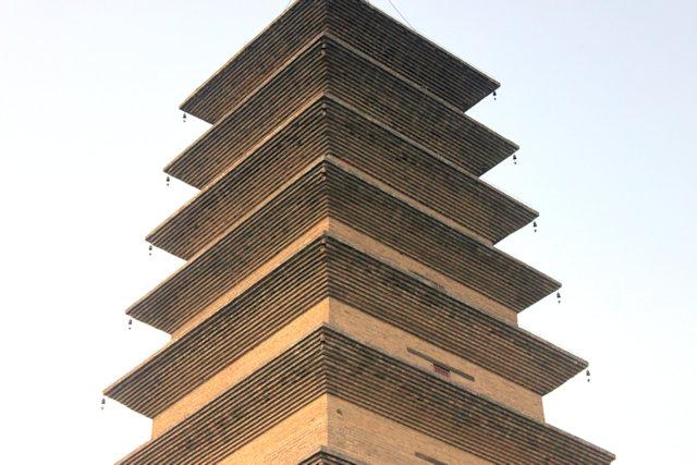 zhengding_kaiyuansi temple_2