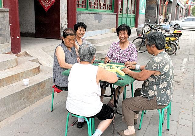 zhengding_street scene