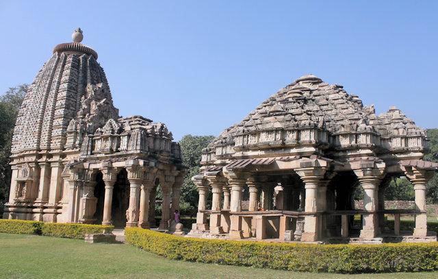 baroli_ghateshwara and mahishasuramardini temples