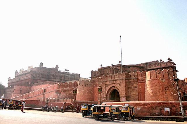 bikaner_junagarh fort