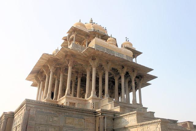 bundi_chaurasi khambon ki chhatri