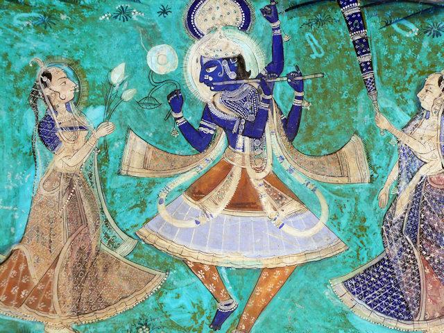 bundi_garh palace_chitrashala