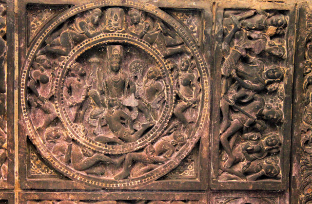 chittorgarh_fort complex_kalika mata temple