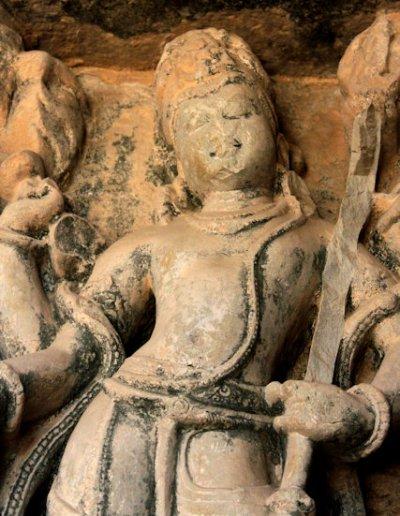 chittorgarh_fort complex_kumbha shyam temple