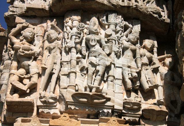 chittorgarh_fort complex_temple