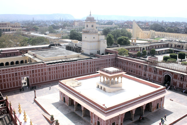 jaipur_city palace_overview