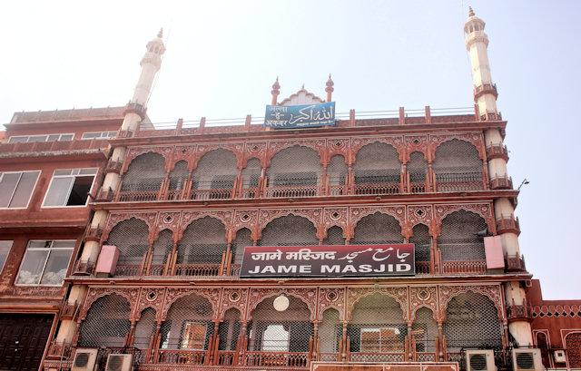 jaipur_jami masjid