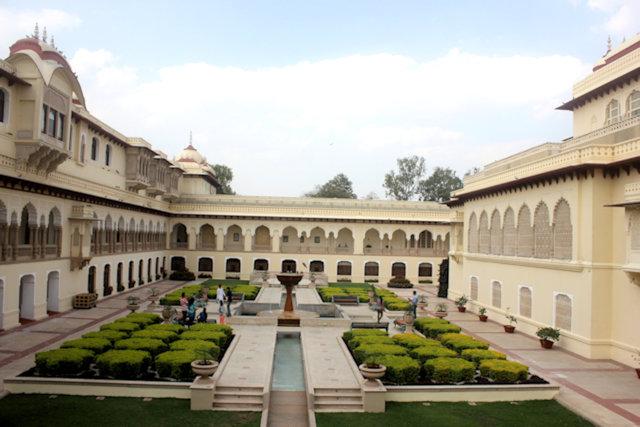jaipur_rambagh palace