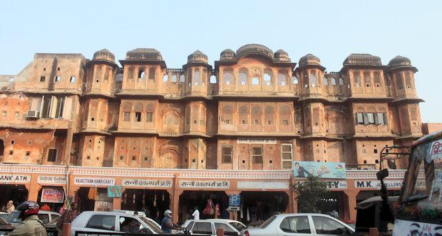 jaipur_street scene