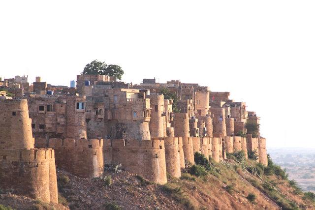 jaisalmer_city wall