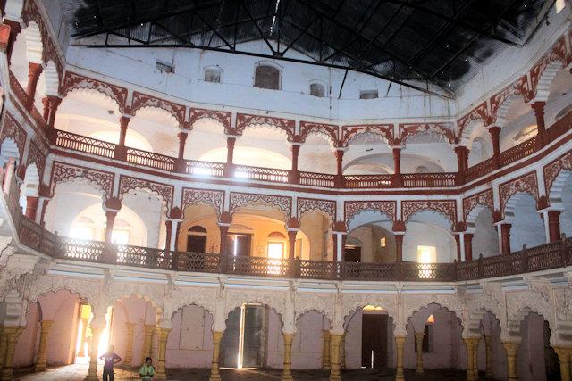 jhalawar_garh palace_bhawani natya shala theater