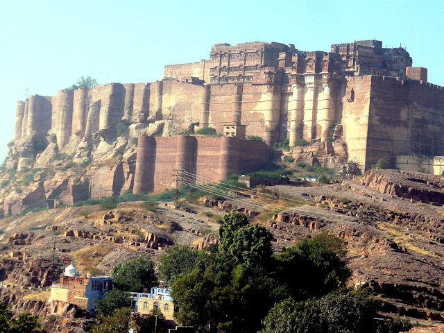 jodhpur_mehrangargh fort_2