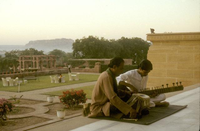 jodhpur_mehrangarh fort from umaid bhavan palace