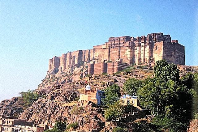jodhpur_mehrangarh fort_5