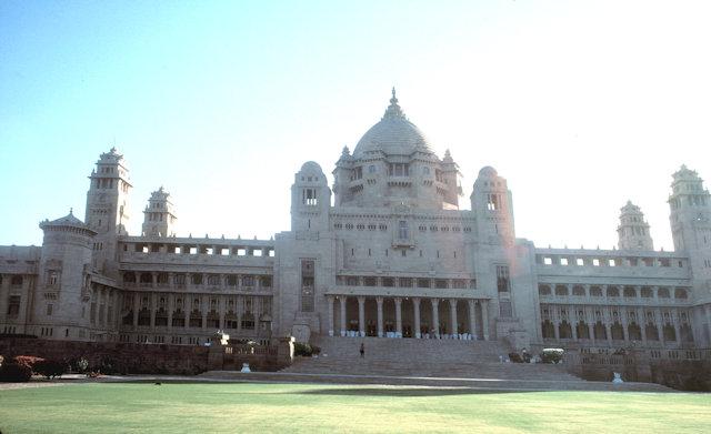 jodhpur_umaid bhavan palace