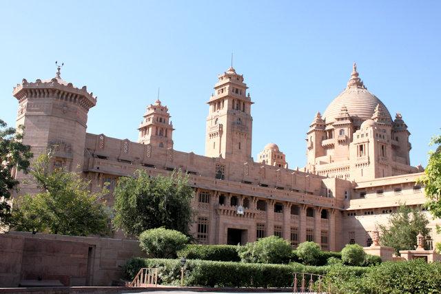 jodhpur_umaid bhawan palace_2