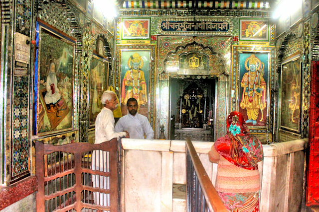 merta_charbhuja temple