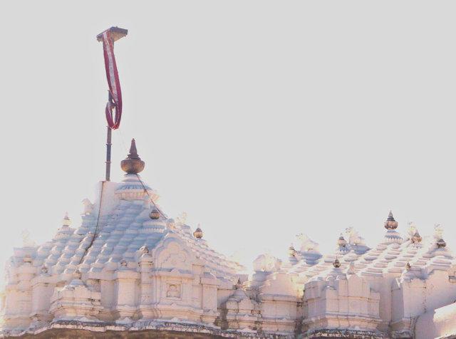 mount abu_dilwara temple complex