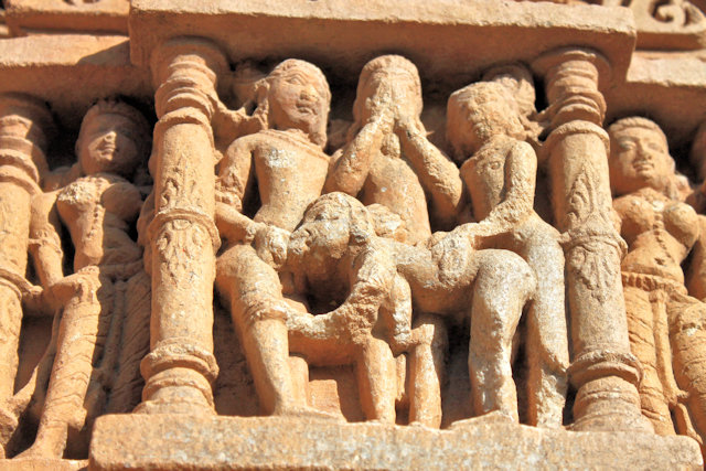 nagda_sas bahu temples