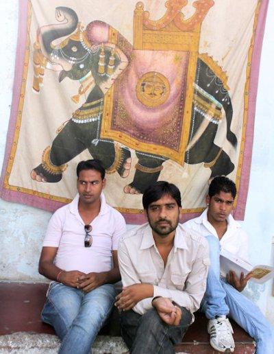udaipur_street scene