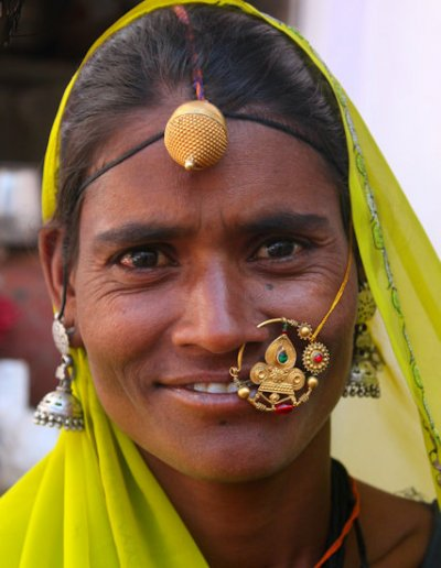 deogarh_young rajput woman