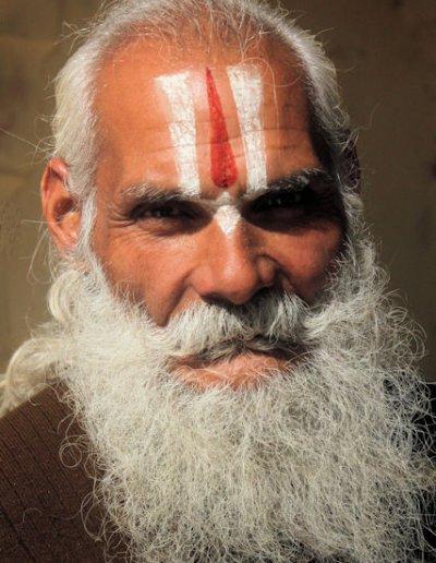 galta_hindu devotee