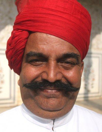 jaipur_palace guard