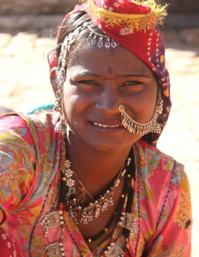 jodhpur_young rajput woman