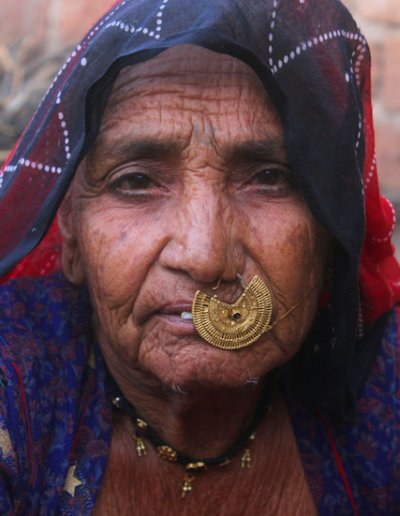 kakuni_bishnois woman