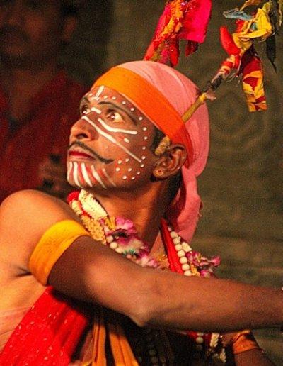 udaipur_rajasthani performer