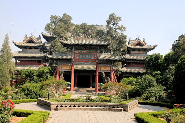 changping_guandi temple