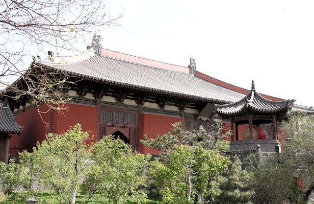 datong_shanhua temple