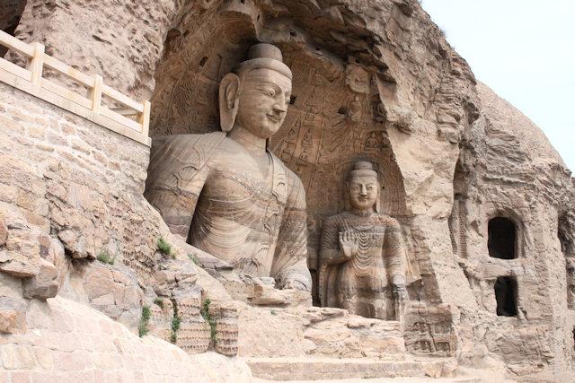 datong_yungang caves